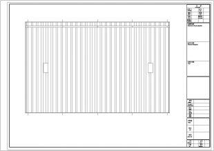 广东某毛织厂钢结构办公楼土方图纸基础的v土方图纸图片
