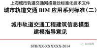 教你利用国内领先的标准指导BIM工作!