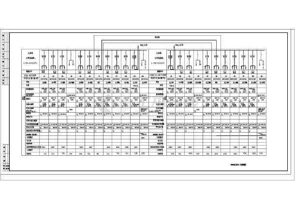 110kv变电所典型电气设计施工图纸-图2