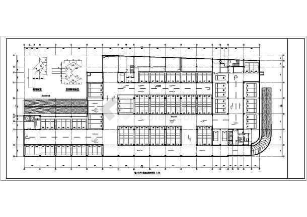 冬瓜坞市场地下车库地面改造-图1