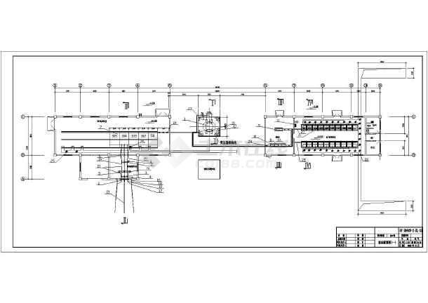 南方某35KV总降压站电气cad全套施工设计图纸-图2