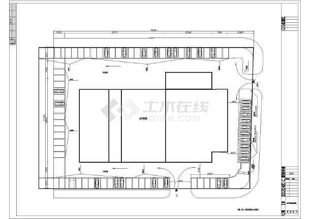 某地比亚迪4S店装修设计图-图3