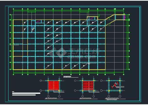 地下车库抗浮失效后结构构件及地基基础加固-图2