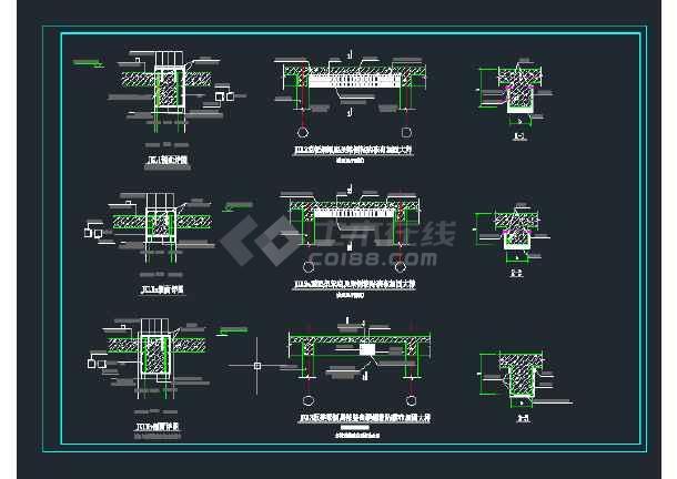 地下车库抗浮失效后结构构件及地基基础加固-图3