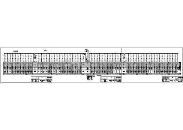 某房地产开发公司配电工程GCS型低压开关柜设计cad电气原理图-图2