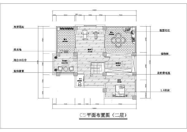 某小区住宅户型方案建筑CAD设计图集-图1
