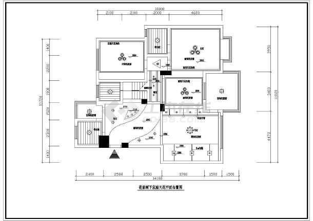 [苏州]模板家庭装修cad施工设计国标cad图纸图纸云别墅百度图片