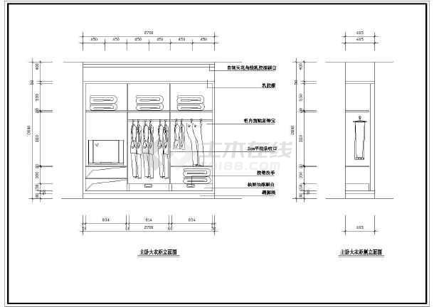 [苏州]图纸家庭装修cad组合施工别墅图纸设计钻床图片