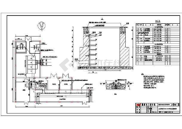 35kV、10KV变电站配电装置设计图纸-图1