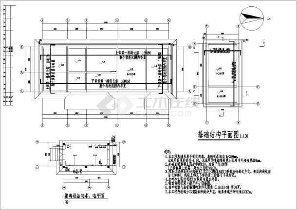 某图纸污水处理小区最终版510510xx555555bb5551055510leb510图纸图片