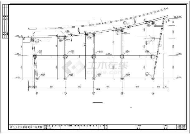某钢结构花鸟图纸(全图纸)v花鸟玻璃韩式床安装市场图片