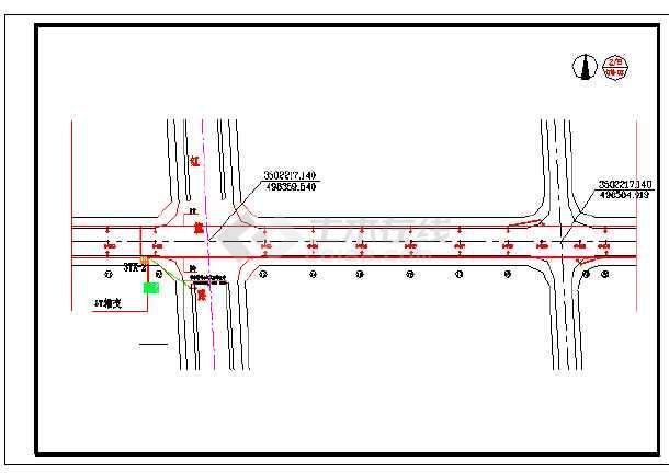 设计精准的城市道路照明工程设计施工图纸-图2