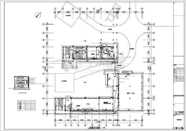 某学校弱电智能电气设计-图2