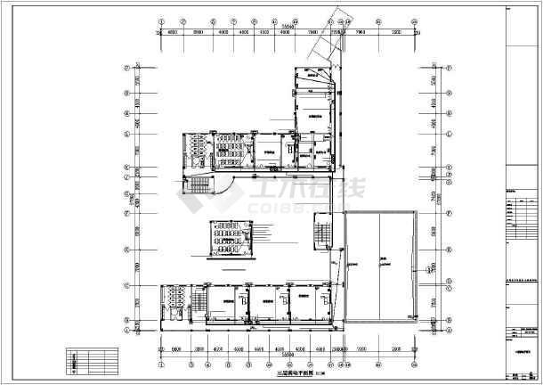 某学校弱电智能电气设计-图3