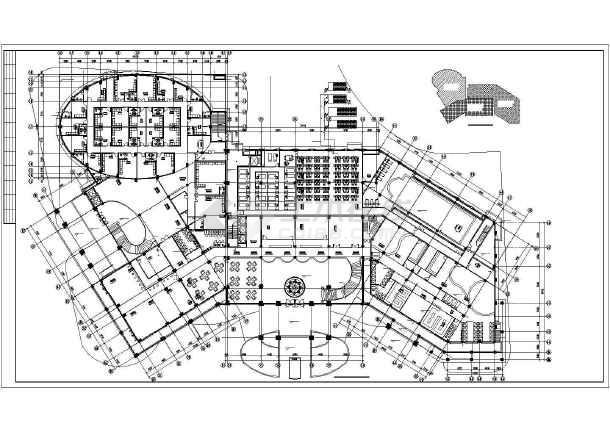 ][江苏]多层公共建筑空调通风系统设计施工图(风冷热泵)-图3
