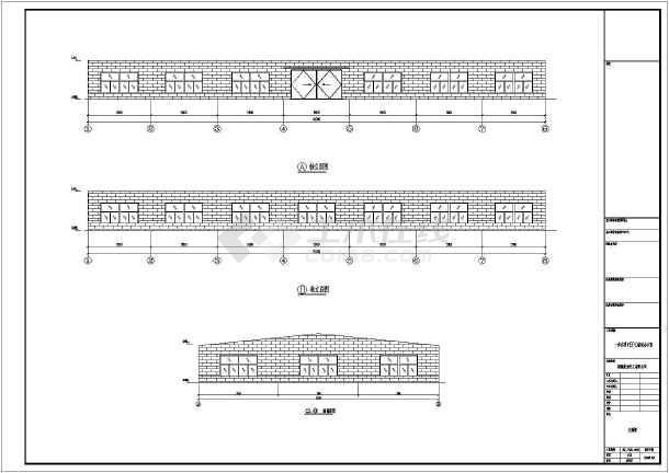 某地办公室施工说明CAD图纸(含设计建筑)日语a图纸图纸豆豆拼拼图片