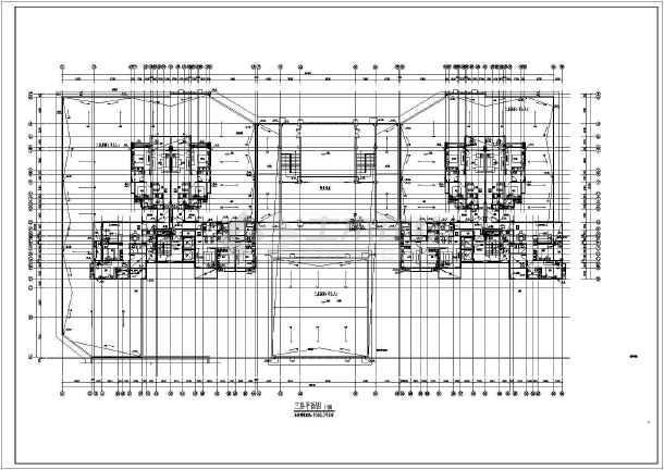 四川二类高层居住建筑给排水消防施工图-图2