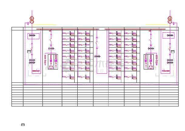 碧桂园配电房设计开关站、及配电室-图2