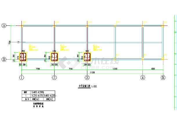 某30MW地面光伏发电项目图纸-图2