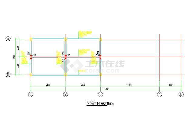 某30MW地面光伏发电项目图纸-图3
