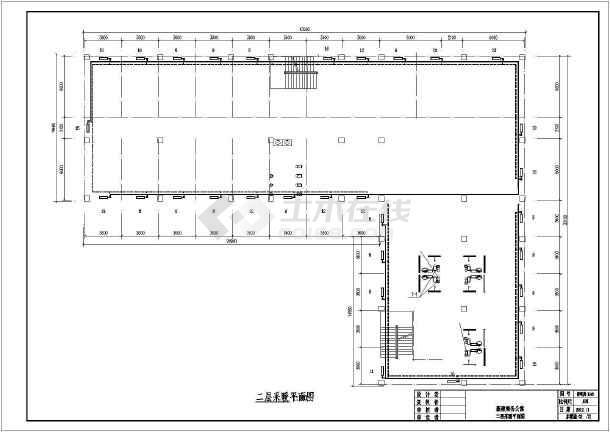[新疆]铁路局公寓楼给排水采暖设计施工图-图1