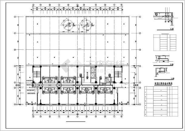 宾馆暖通空调设计施工图-图2