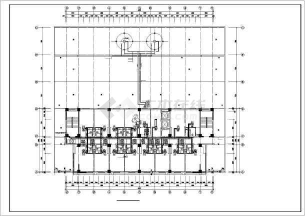 宾馆暖通空调设计施工图-图3