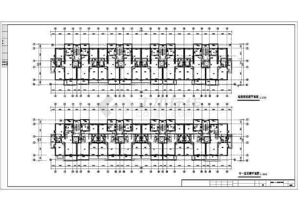 [鞍山]某12层住宅楼暖通全套施工图-图3