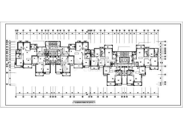 [洛阳]某高层住宅暖通空调施工图-图2