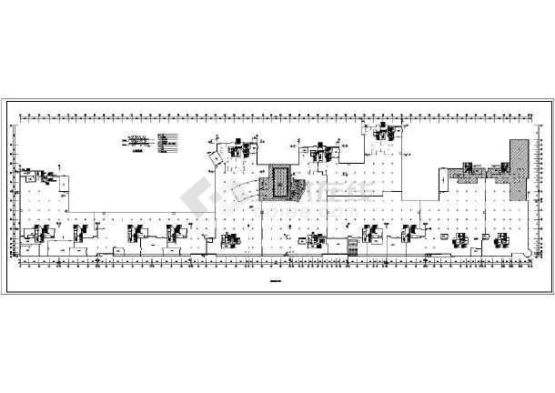 [河南]商场采暖通风设计施工图-图1