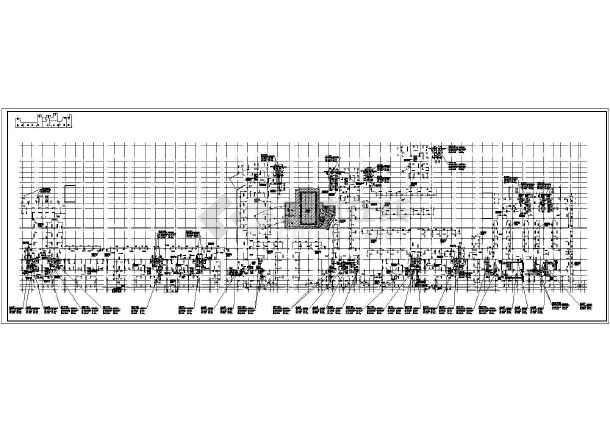 [河南]商场采暖通风设计施工图-图2