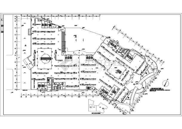 [滁州]商业综合楼暖通空调施工图-图2