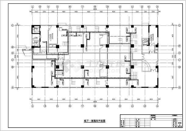 [信阳]国际酒店暖通空调设计施工图-图2