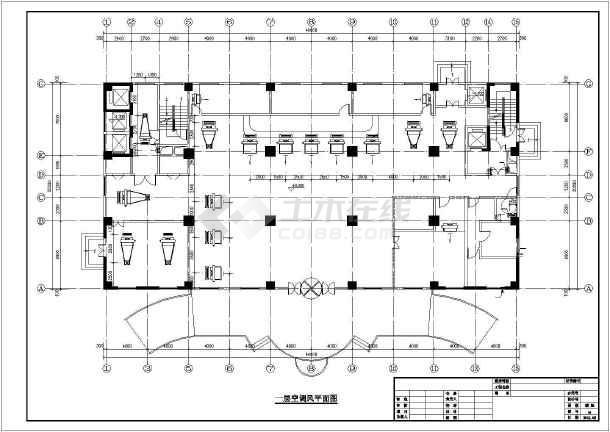 [信阳]国际酒店暖通空调设计施工图-图3