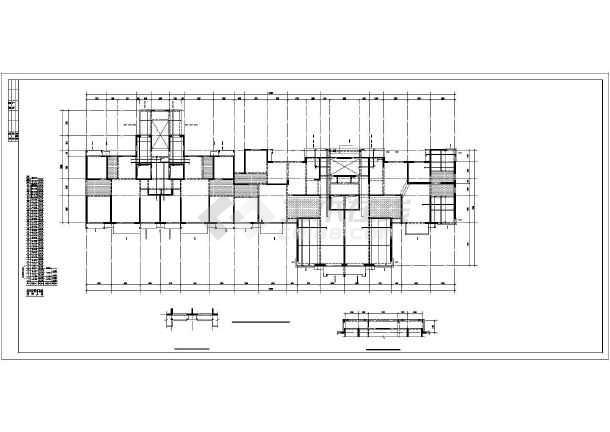 [河北]34层框支剪力墙住宅楼结构施工图-图1