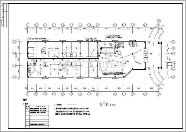 办公会议中心弱电图纸-图3