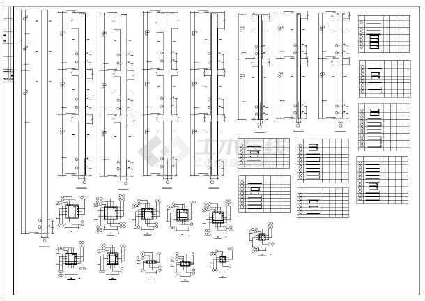 [重庆]18层框剪住宅结构设计图-图1