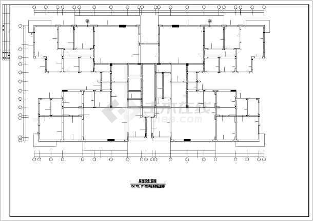 [重庆]18层框剪住宅结构设计图-图2