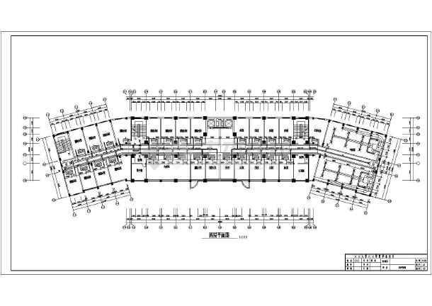 公安局办公指挥大楼暖通设计-图2