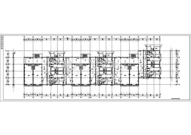 某东北城市2#楼暖通施工图-图2