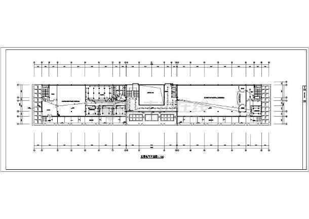 某办公楼电气施工图-图2