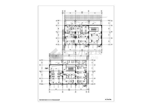 世博会伦敦馆暖通设计图纸-图1