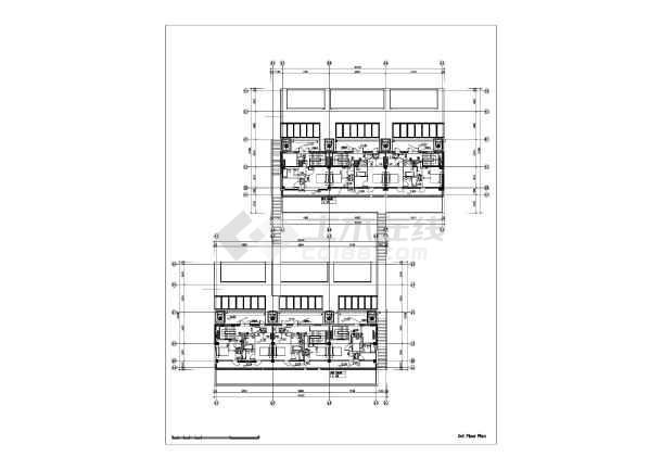 世博会伦敦馆暖通设计图纸-图2