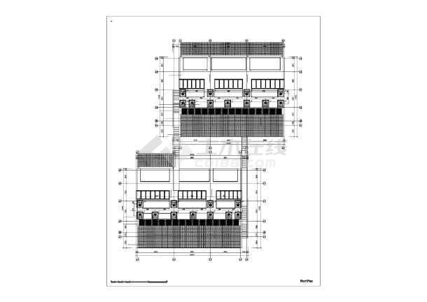 世博会伦敦馆暖通设计图纸-图3
