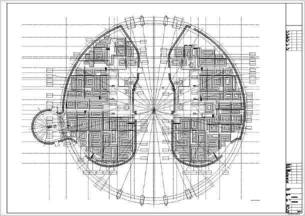 某图书档案馆暖通设计全套图纸-图3