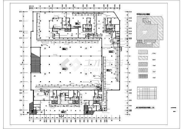 某市安置房暖通设计图纸-图2