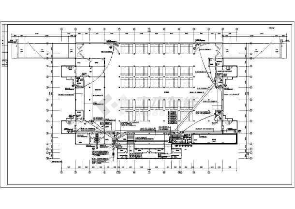 地下车库电气设计方案-图1
