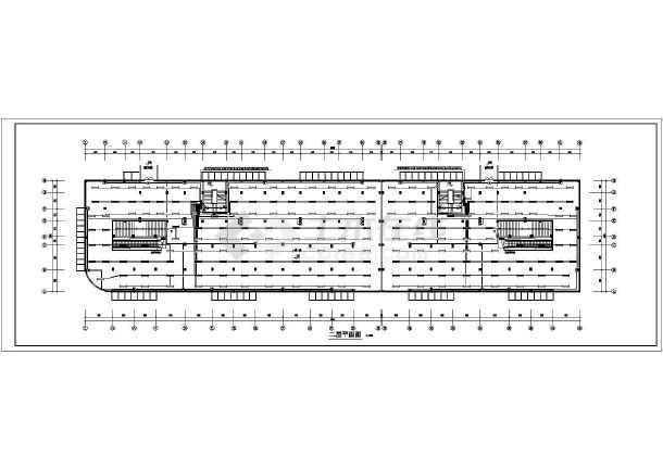 某商住楼电气施工图-图2
