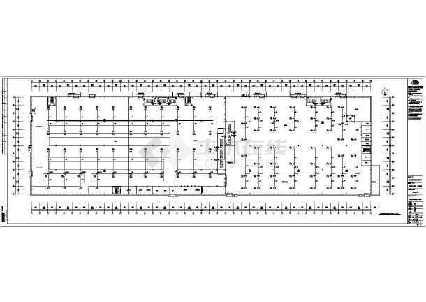 某新能源工程电气施工图-图1