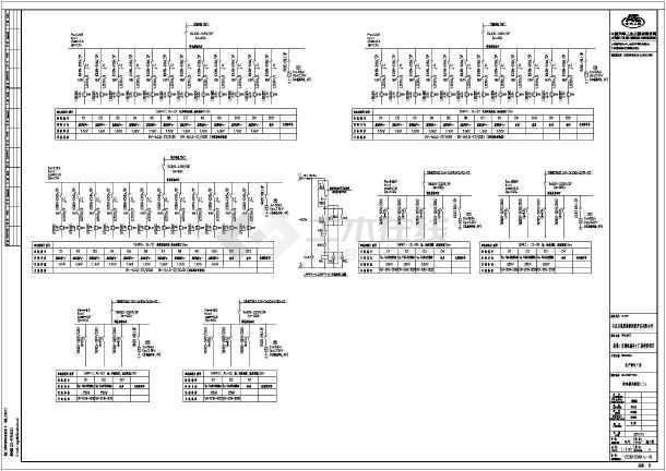 某新能源工程电气施工图-图2